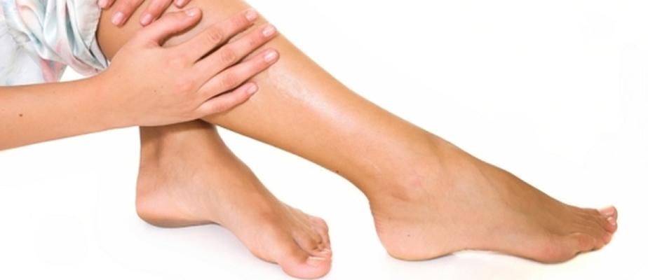 درمان خانگی ترک های پوستی