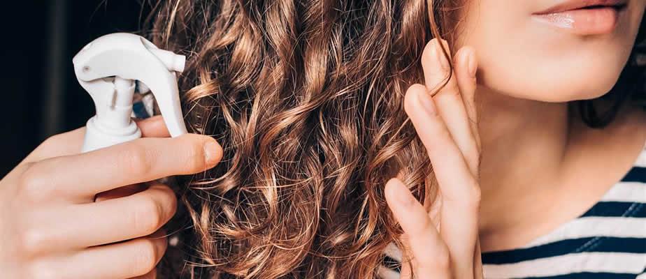 مراقبت موهای فر