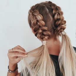 آشنایی با انواع بافت مو